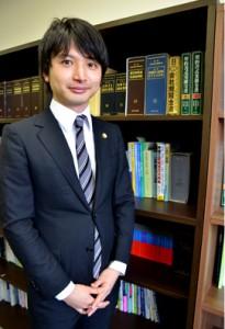 弁護士 山﨑 智士